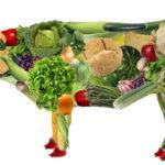 🐮 ¿Qué pasaría en el mundo si todos fuéramos vegetarianos?
