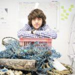 👏😀 El sueño de un joven emprendedor: limpiar de plásticos los océanos.