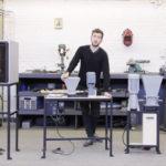 ✅ El joven que revoluciona con soluciones prácticas para reciclar plástico