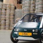 ♻ LINA, el auto mas ecológico jamás diseñado