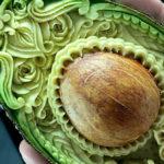 🥑 El arte de esculpir frutas y legumbres