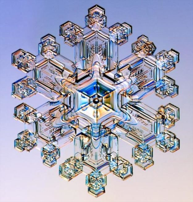 ❄ Castillos de cristal