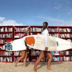 📚 Las más inspiradoras bibliotecas de playa
