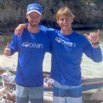 💎 Protegen el océano recuperando el plástico que recogen