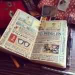 📕 Recorrió el mundo y sus cuadernos de viaje son obras de arte