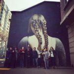 🎨 El primer circuito de murales para no videntes