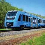  El primer tren del mundo propulsado a hidrógeno