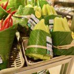 🍌 El supermercado que cambia el embalaje plástico por hojas del plátano