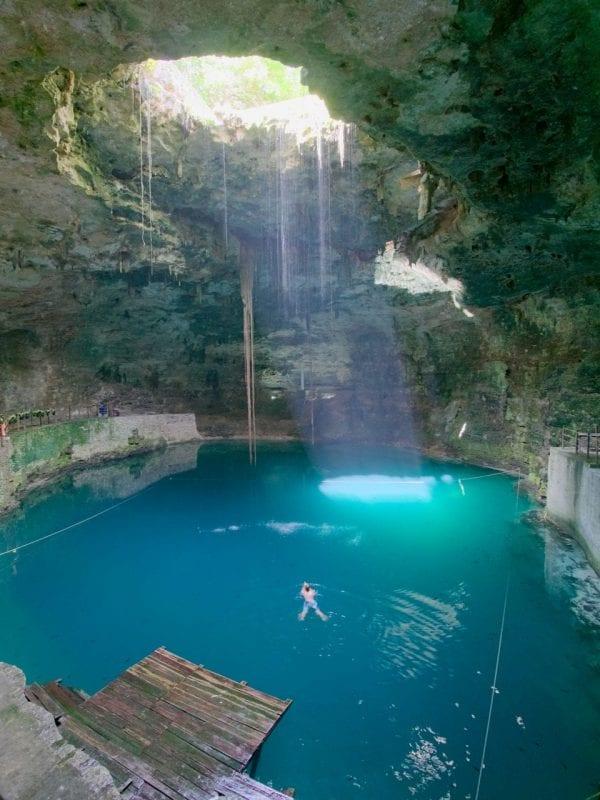 La zona arqueológica más grande descubierta bajo el agua