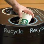 """ Clasificación de residuos obligatoria para cadenas de """"comida rápida"""""""