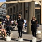 🌎 Jóvenes protestan por el Cambio Climático