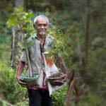 🌱 Sembró más de 11.000 árboles para devolver agua al bosque