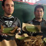 🍚 Crean platos biodegradables a base de hojas de plátano