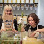 2 amigas fundan el primer Supermercado sin Embalajes Plásticos
