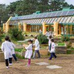 🎒 La primera Escuela Pública Sustentable de Chile