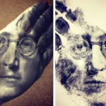 ✋ Arte en la palma de la mano