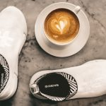 ☕️ Crean Zapatillas Hechas con borra de Café