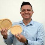 🍛 Platos Comestibles: la Alternativa a los Plásticos Desechables