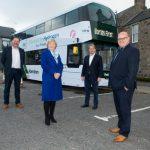 🚍 El Primer Autobús Impulsado por Hidrógeno de dos pisos del mundo llega a Aberdeen