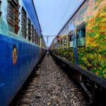 🌞 El Ferrocarril Indio cambia por la Energía Solar