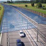 🌞Techo Solar en Autopistas Alemanas abastecería 1/3 del País