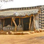 🏡 Casas de Barro Decoradas por las Mujeres de Tiébélé