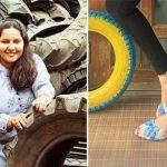 🥿️ Joven India convierte Neumáticos Desechados en Calzado Ecológico
