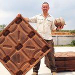 🥥 Palets de Corteza de Coco para Salvar 200 millones de Árboles