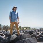 👟 3 Amigos Reciclan Neumáticos y dan Trabajo a Presos y Mujeres Rurales