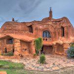 🏺 La Casa construida con Barro y Horneada como la Cerámica Tradicional