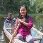 """🌳 La Guardiana de la Amazonía que recibe """"el Nobel del Medio Ambiente"""""""