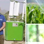 💧 Este joven Convierte el Aire en Agua para Ayudar a Zonas Rurales Vulnerables