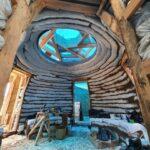 🏺 La Magnífica Casa SemiDomo Construida con Bolsas de Tierra